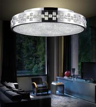 Crystal World 5073C28C - 12 Light Chrome Drum Shade Flush Mount from our Cinderella collection