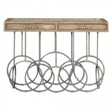 Uttermost 25814 - Uttermost Silana Stone Mosaic Console Table