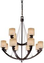 Minka-Lavery 1198-357 - 12 Light Chandelier