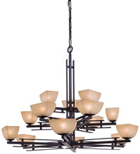 Minka-Lavery 1278-357 - 15 Light Chandelier