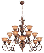 Minka-Lavery 1359-177 - 15 Light Chandelier
