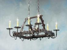2nd Avenue Designs 87248.27 - Vineyard Chandelier 27