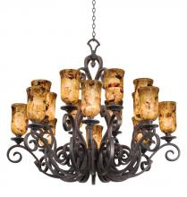 Kalco 4264AC/1255 - Ibiza 16 Light  Chandelier