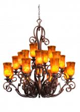 Kalco 4274AC/1255 - Ibiza 20 Light  Chandelier