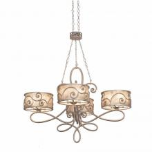 Kalco 5412AC - Windsor 20 Light Chandelier