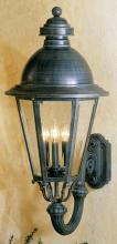 Hanover Lantern B516FSMC-BLK - Large South Bend Copper Dome