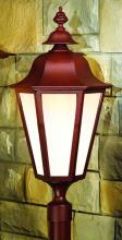 Hanover Lantern B5530LED-BRN - Large Manor