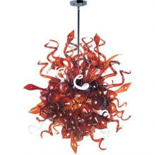 Maxim 39726RBPC - Mimi LED-Multi-Tier Chandelier