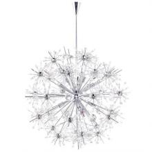 Maxim 39746BCPC - Starfire-Single-Tier Chandelier