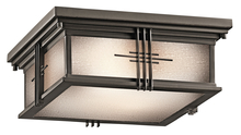 Kichler 49164OZ - Outdoor Ceiling 2Lt