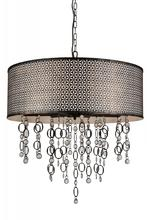 Crystal World 9901P36-10-185 - 10 Light Golden Bronze Up Chandelier from our Pollett collection