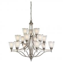Sea Gull 31352-965 - Fifteen Light Chandelier