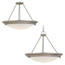 Sea Gull 66133-98 - Three Light Pendant