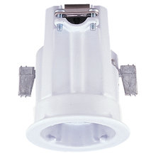 Sea Gull 9412-15 - One Light White Recessed Housing