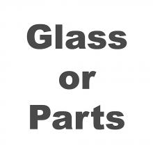 Sea Gull G500523-67 - Clear Replacement Glass