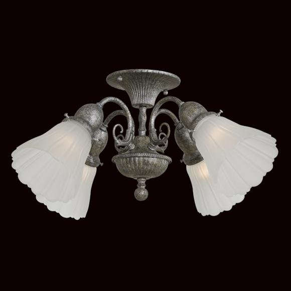 Classic Brass Fan Light Kit