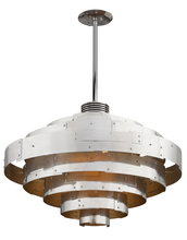 Troy F4726 - MITCHEL FIELD 1LT PENDANT EXTRA LARGE