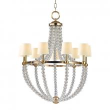 Hudson Valley 3119-AGB - 9 Light Chandelier