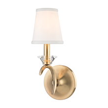 Hudson Valley 3191-AGB - 1 Light Wall Sconce