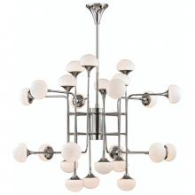Hudson Valley 4724-PN - 24 Light Chandelier