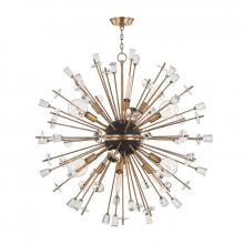 Hudson Valley 5046-AGB - 12 Light Chandelier