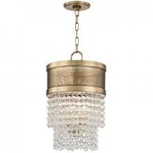 Hudson Valley 7704-AGB - 4 Light Pendant