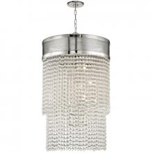Hudson Valley 7722-PN - 12 Light Pendant