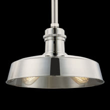 Hudson Valley 8614-BPN - 2 Light Pendant