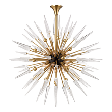 Hudson Valley 9048-AGB - 18 Light Chandelier