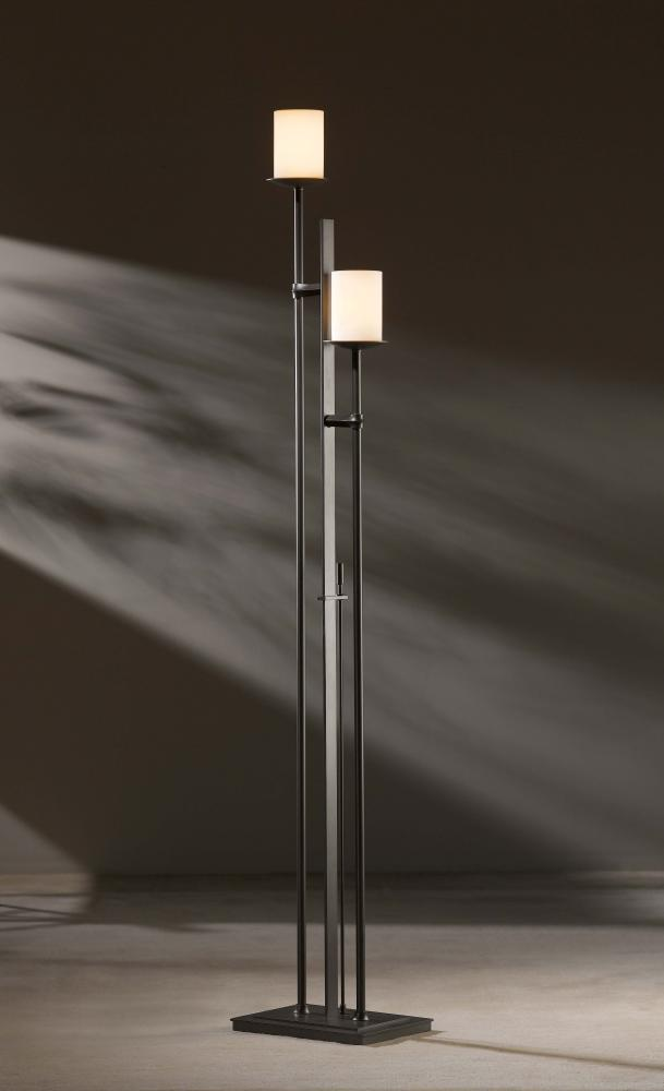Main Line Lighting & Design in Paoli, Pennsylvania, United States, Hubbardton Forge 234903-SKT-10-HH0188, Rook Twin Floor Lamp,