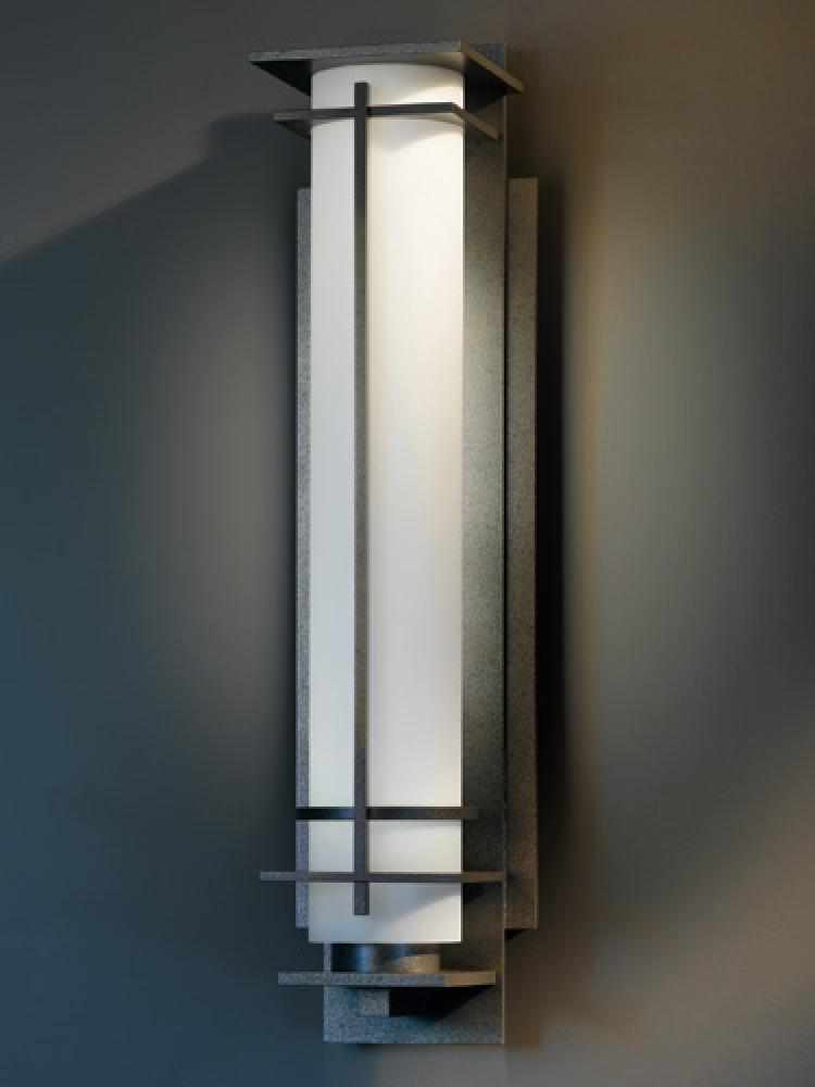 Main Line Lighting & Design in Paoli, Pennsylvania, United States, Hubbardton Forge 307880-FLU-10-YD0226, After Hours Extra Large Outdoor Sconce,