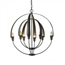 Hubbardton Forge 104205-SKT-01 - Double Cirque Chandelier