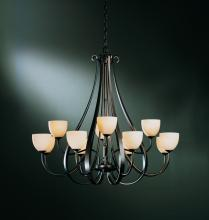 Hubbardton Forge 192148-SKT-03-GG0001 - Sweeping Taper 12 Arm Chandelier