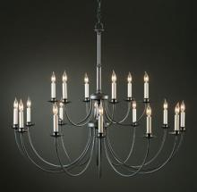 Hubbardton Forge 197144-SKT-03 - Simple Lines 18 Arm Chandelier