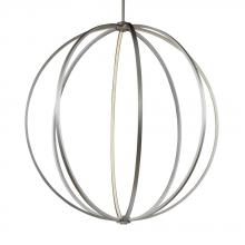 "Feiss P1412SN - 48"" LED Globe Pendant"