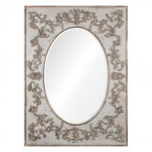 Uttermost 09132 - Uttermost Modena Oversized Ivory Wall Mirror