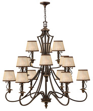 Hinkley 4249OB - Chandelier Plymouth