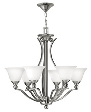 Hinkley 4656BN - Chandelier Bolla