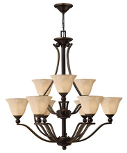 Hinkley 4657OB - Chandelier Bolla