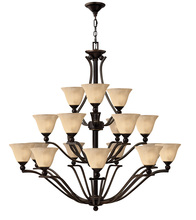 Hinkley 4659OB - Chandelier Bolla