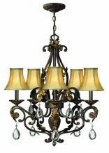 Hinkley 4806SU - Five Light Summerstone Up Chandelier