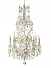 Currey 9085 - Buttermere Chandelier, Large