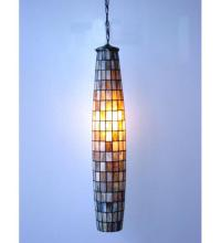 "Meyda Tiffany 19468 - 6.5""W Checkers Tube Shade"