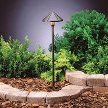 Kichler Landscape 15826AZT27R - Led Center Mount Path Light